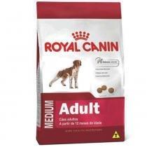 Ração Royal Canin Medium Adult para cães adultos de porte médio - 2,5 kg -