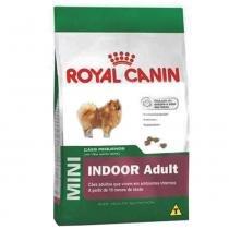 Ração Royal Canin Mini Indoor Adult para cães adultos que vivem em ambientes internos - 7,5 kg -