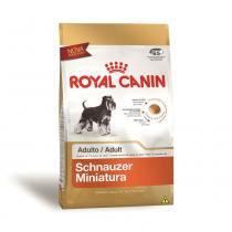 Ração Royal Canin Schnauzer Adult para cães adultos - 2,5 kg -