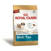 Ração Royal Canin Shih Tzu Junior para cães filhotes - 2,5 kg -