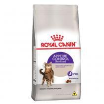 Ração Royal Canin Sterilised Appetite Control para gatos castrados adultos com apetite insaciável - 1,5 kg -