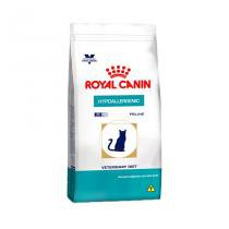 Ração Royal Canin Veterinary Hypoallergenic - Gatos Adultos - 1,5 kg -