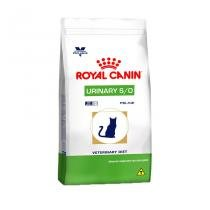 Ração Royal Canin Veterinary Urinary - Gatos Adultos - 1,5 kg -
