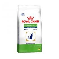Ração Royal Canin Veterinary Urinary S/O High Dilution - Gatos Adultos - 7,5 kg -