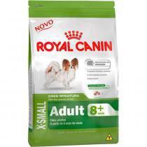 Ração Royal Canin X small Adult 8+ para cães adultos de porte miniatura a partir de 8 anos de idade - 1 kg -