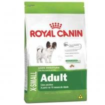 Ração Royal Canin X small Adult para cães adultos de porte miniatura - 2,5 kg -