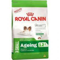 Ração royal canin x-small ageing +12 - 3kg -