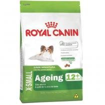 Ração Royal Canin X small Ageing 12+ para cães adultos de porte miniatura a partir de 8 anos de idade - 2,5 kg -