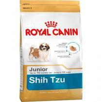 Ração shih tzu junior 1kg - royal canin -