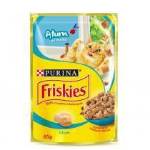 Ração Úmida Friskies Sachê Atum ao Molho 85 gr - Nestlé Purina
