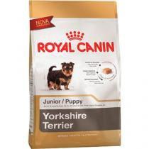 Ração yorkshire terrier junior 1kg - royal canin -