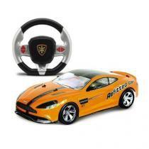 Racing club veloz control zoop toys zp00106.4 laranja -