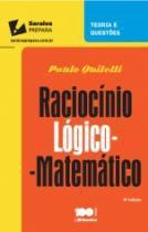 Raciocinio Logico Matematico - Saraiva - 953059