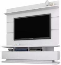 Rack Com Painel Para Tv Vivare Germai 1,80m Lançamento -