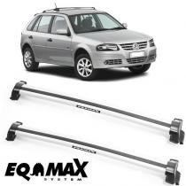 Rack Eqmax New Wave Gol Gl 99 05 GIV 2P 4P 06 14 Prata -