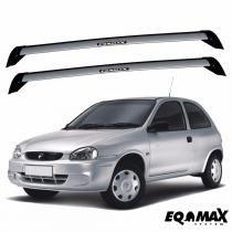 Rack Eqmax Wave Corsa 94  01 Corsa Classic 95 16 Prata - Eqmax