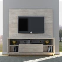 Rack Icon 160cm A701 - Icon - Incolar - Cinza -