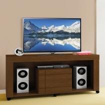 Rack para TV até 65 Polegadas 1 Porta Celenium Mavaular Nogueira -