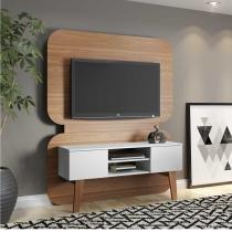 Rack Retrô com Painel de TV 136cm 12053 Trend Artesano -