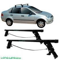 Rack travessa ford novo fiesta hatch 2003 em diante sedan 2005 em diante fhs - Long life