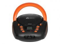Radio AM/FM esterio com CD, MP3 player USB Lenoxx BD120PL -
