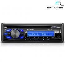 Rádio Automotivo Com CD Player, USB, Mp3 Freedom P3239 - Multilaser - Multilaser