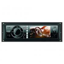 Radio automotivo h-tec mp3 dvd e usb bluetooth - H-tech