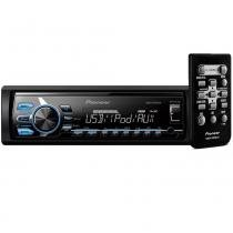 Rádio Automotivo Media Receiver Pioneer MVH-X178ui USB/Mp3/RCA - NULL - Pioneer