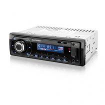 Rádio Automotivo Multilaser Talk P3214 MP3, Bluetooth, Rádio FM, USB, SD, P2 - Multilaser