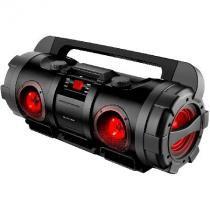 Radio Boombox Bazooka BLUETOOTH/USB/SD/FM/AUX  80W RMS SP218 - Multilaser