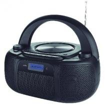 Radio Boombox FM/SD/AUX/CD/BT 25W RMS SP244 - Multilaser