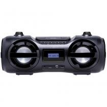 Rádio Boombox MP3/USB Bluetooth PB330BT Preto Bivolt - Philco - Bivolt (Manual) - Philco
