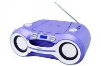 Rádio Boombox PB121BTL 56-603-119 Philco - Bivolt - Lilás - Philco