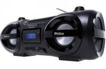 Rádio Boombox PB330BT 56-603-108 Phico -Bivolt - Preto - Philco