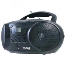 Radio Britania 3,4 W RMS USB MP3 - BS83 -
