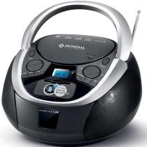 Rádio CD Player Portátil BX-10 Power Dock USB/FM 4W Bivolt - Mondial - Mondial