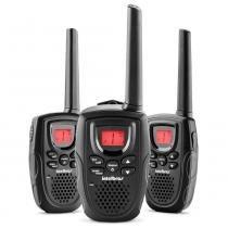 Rádio Comunicador (3 Unid.) Bivolt RC5003 4528003 Intelbras - Intelbras