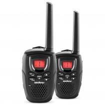 Radio Comunicador Intelbras 20 Km Par RC 5002 USB - IntelBras