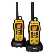 Radio Comunicador Intelbras TWIN Waterproof 9,6 KM -