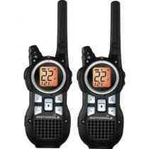 Radio Comunicador Motorola 56 KM Par MR350 MR Preto - Motorola