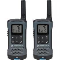 Rádio Comunicador Talkabout 32Km Cinza T200br Motorola -