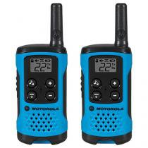 Rádio Comunicador Talkabout Motorola T100BR - 25 Km 26 Canais