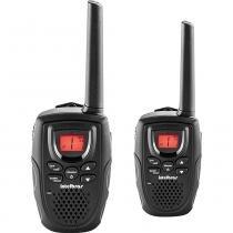 Rádio de Comunicação 20km com 2 Unidades RC 5002 Intelbras - Intelbras