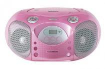 Rádio Estéreo PB120  56-603-020 Philco - Bivolt - Rosa - Philco