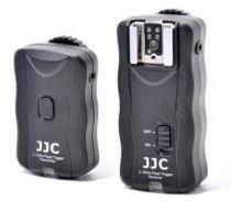 Rádio Flash Transmissor e Receptor para Canon de 2.4G Wireless - Jjc