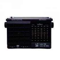 Radio Motobras 6 Faixas  USB/SD AM/FM/OC  - RM-PU32AC - Vitrine