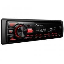 Rádio MP3 Player Pioneer MVH-88UB - USB - Aux -
