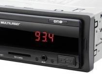 Rádio Multilaser One P3213 - com Entrada Auxiliar e USB -