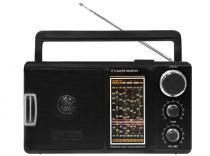 Rádio portátil AC/DC de 12 faixas Lenoxx - Lenoxx