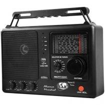 Rádio Portátil AM/FM 12 Faixas RM-PFT 122AC - Motobras